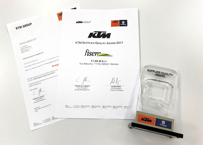ktm group | fisem | 1